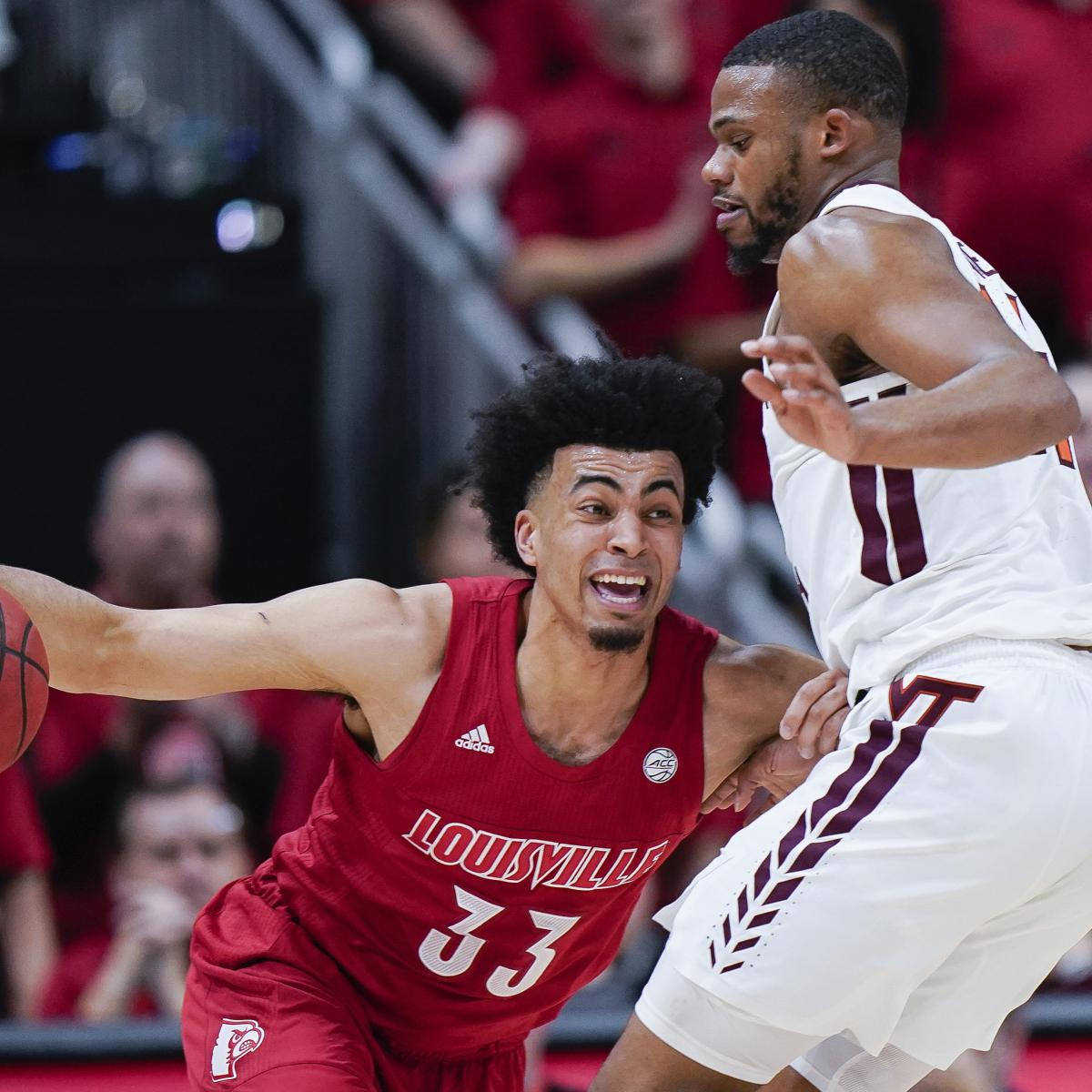 2020 NBA Draft: Full Results and Reaction from Combine Drills
