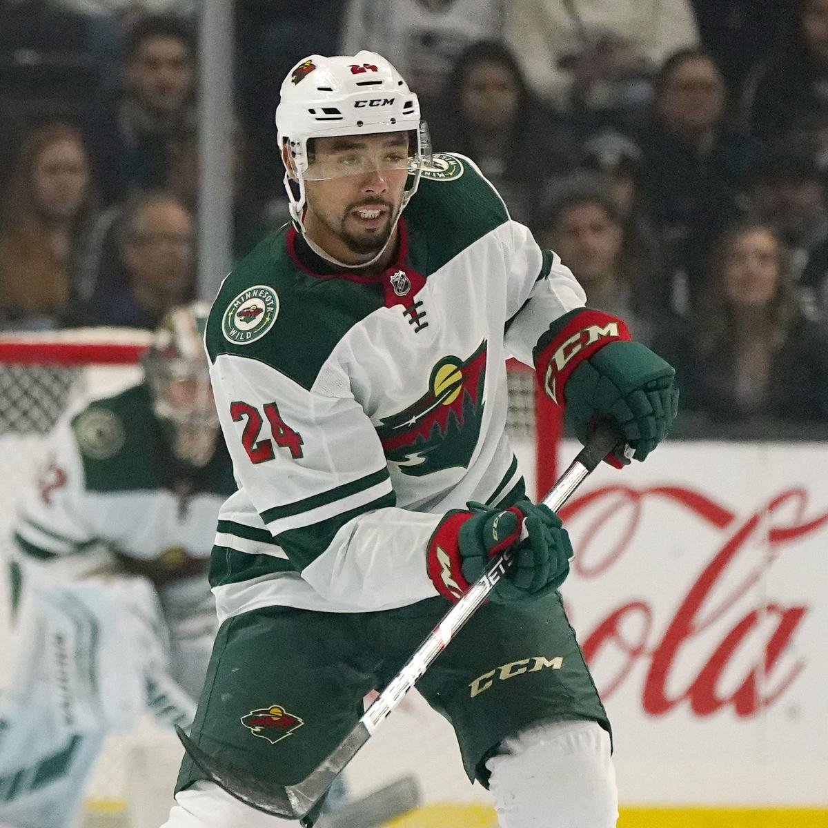NHL Trade Rumors: Latest Buzz on Matt Dumba Trade, Flames' Search for Depth