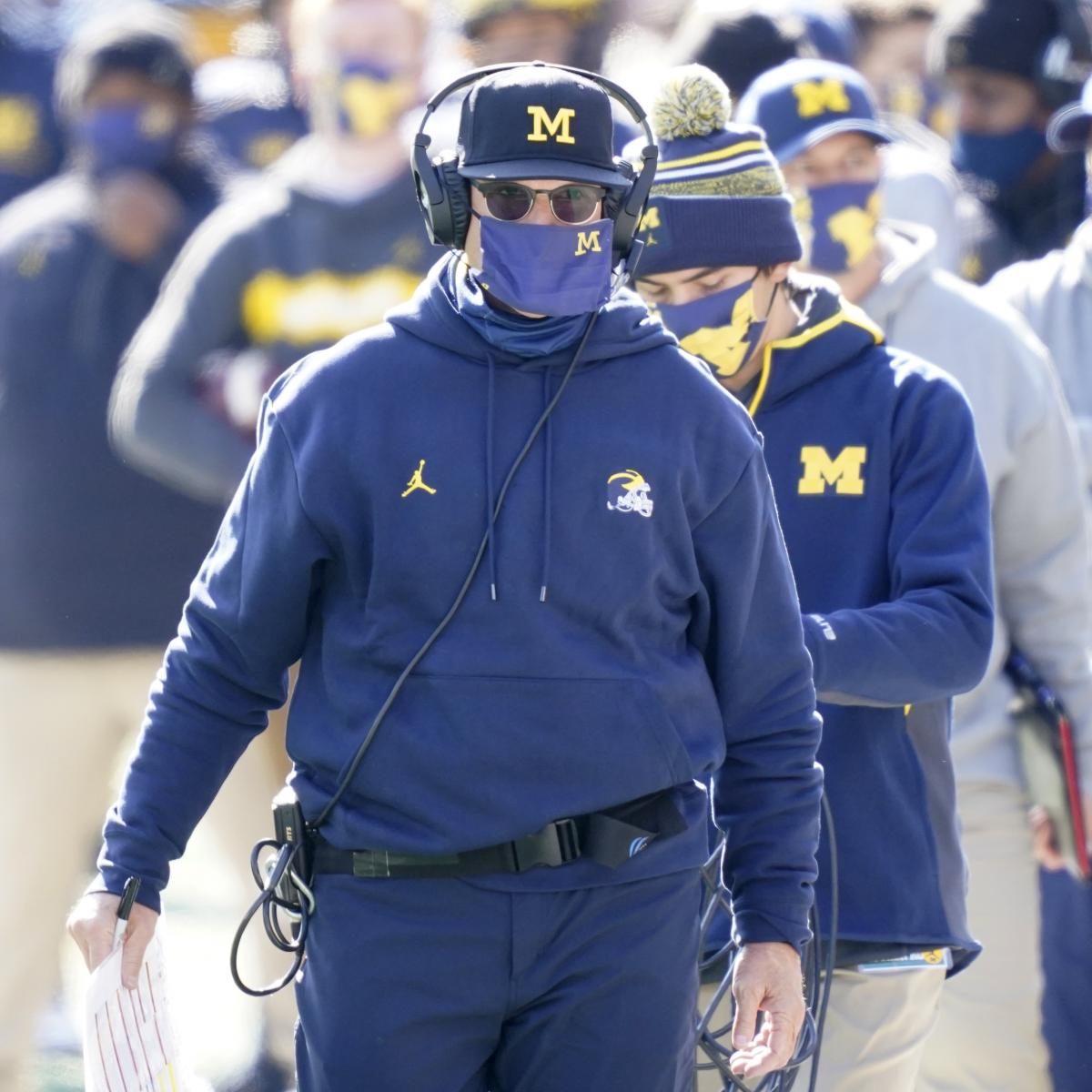 It's Time to Have a Discussion About Michigan and Jim Harbaugh