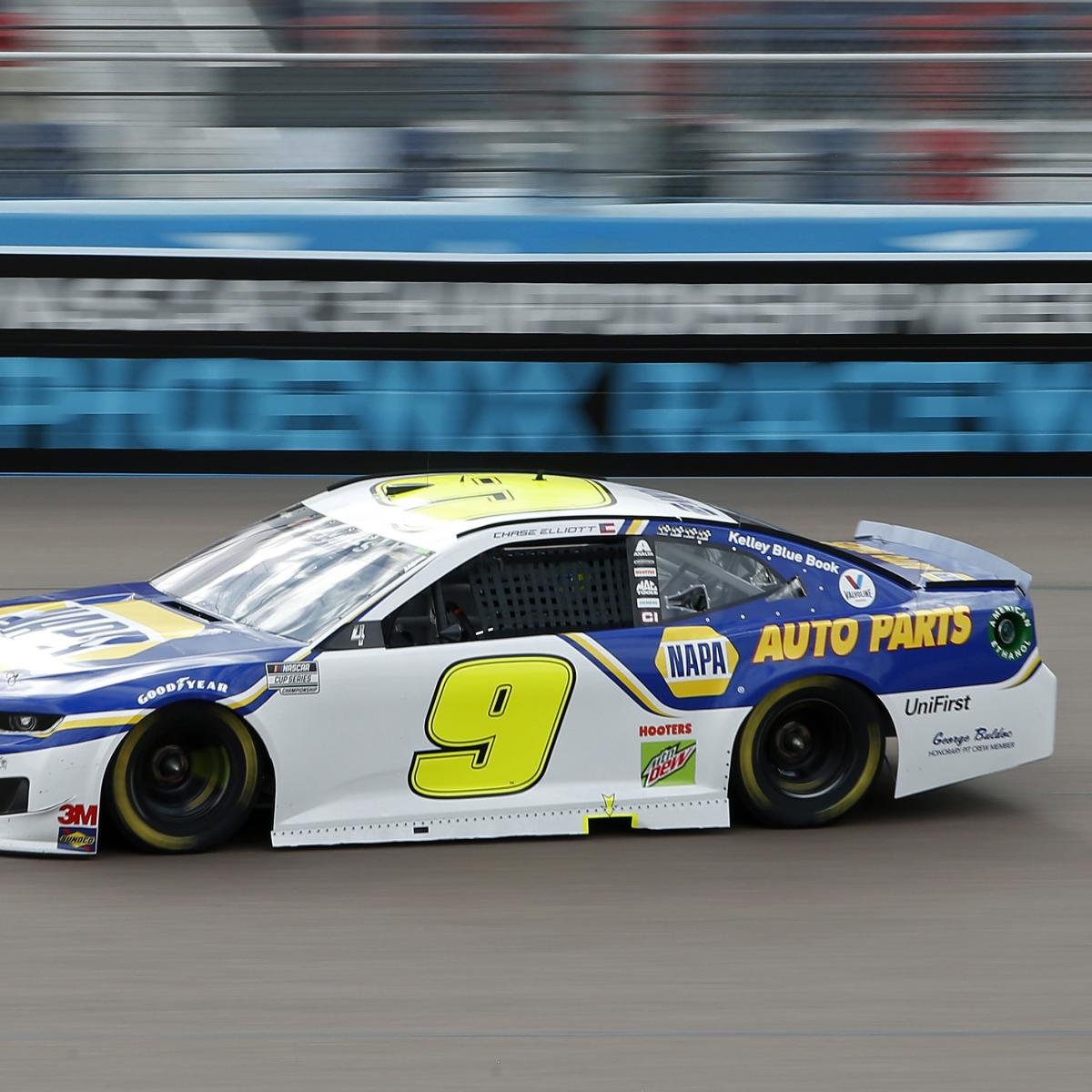 NASCAR at Phoenix 2020 Results: Chase Elliott Wins 1st Career Cup Series Title