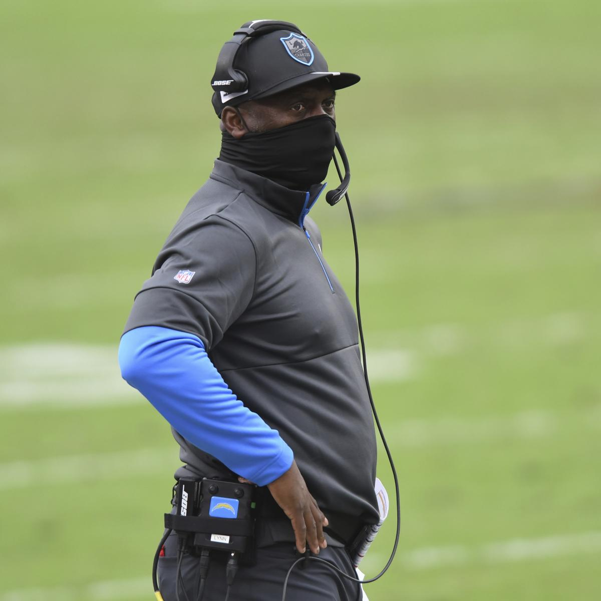 Anthony Lynn on Chargers' Close Losses: 'We've Been Kicked in the Gut 6 Times'