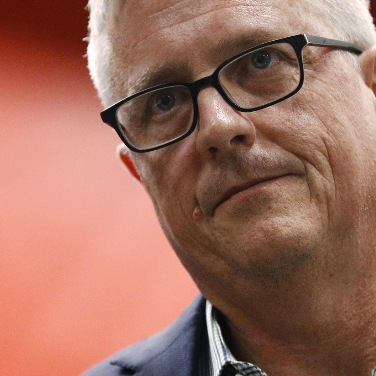 Jeff Luhnow Sues Astros over Breach of Contract After Sign-Stealing Scandal