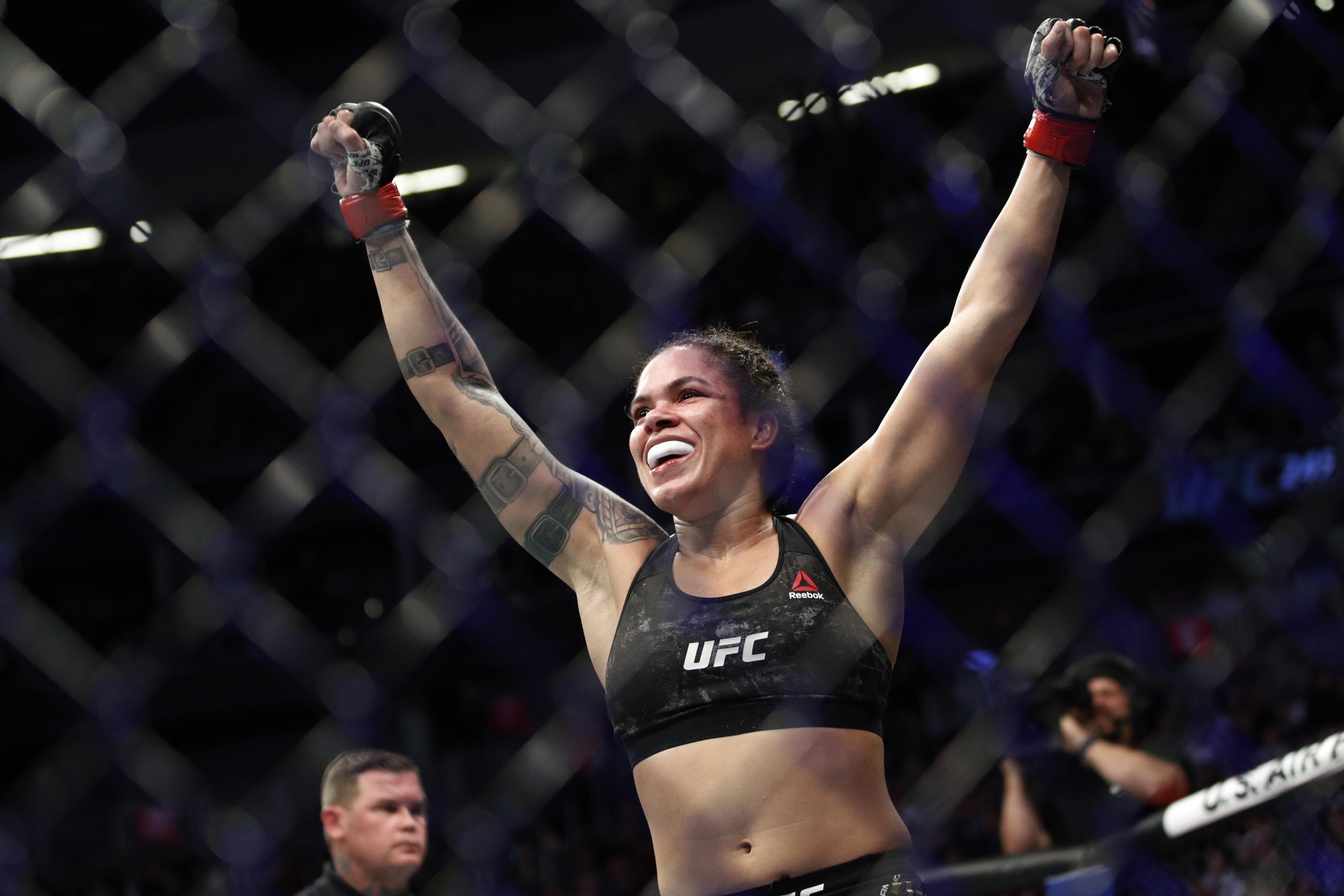 Amanda Nunes Vs Megan Anderson Fight At Ufc 256 Reportedly Scratched From Card Bleacher Report Latest News Videos And Highlights