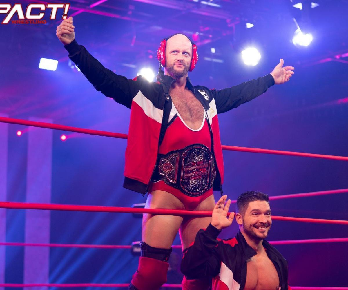 IMPACT Wrestling Results: Winners, Grades, and Reaction from November 10
