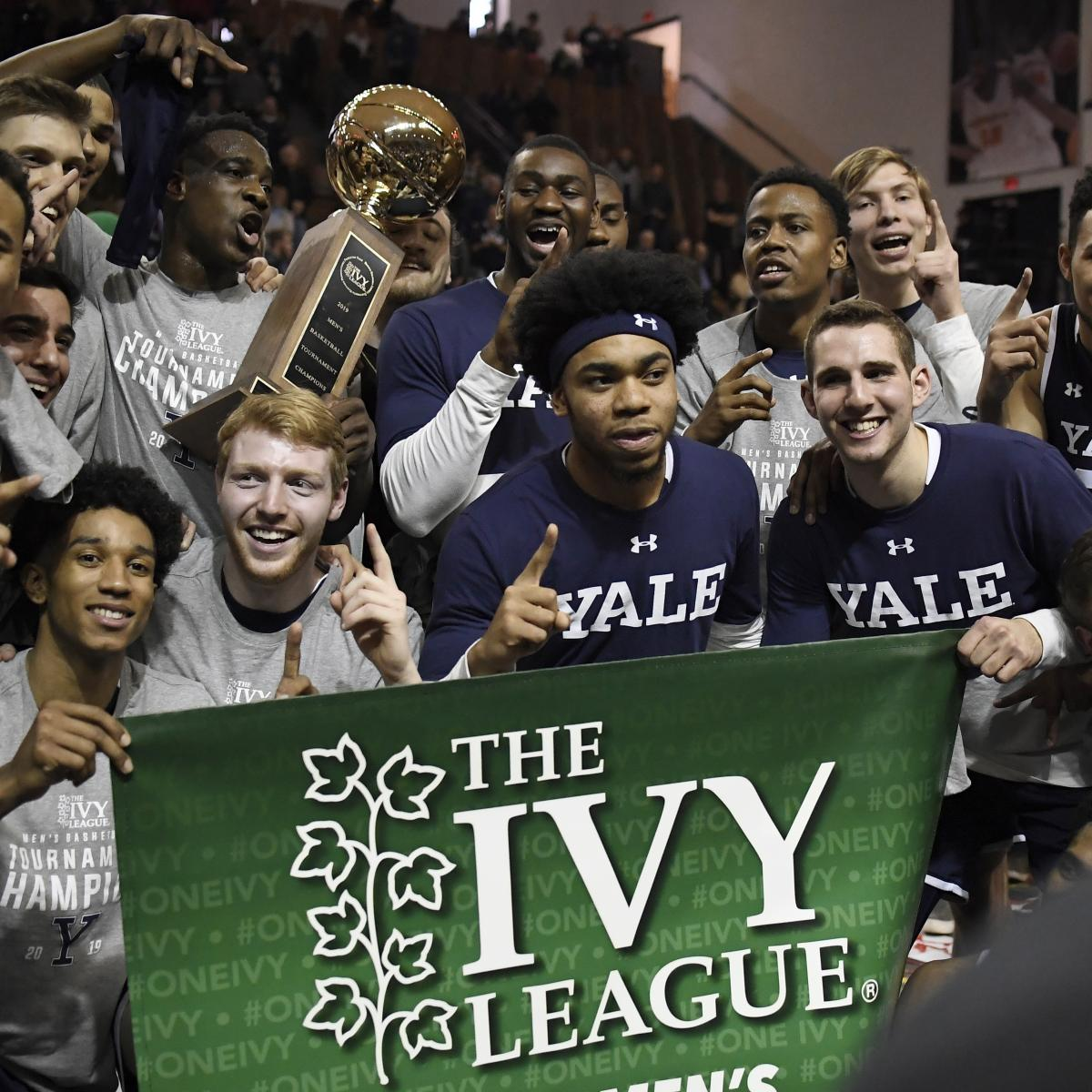 Ivy League Cancels All 2020-21 Winter Sports Due to COVID ...