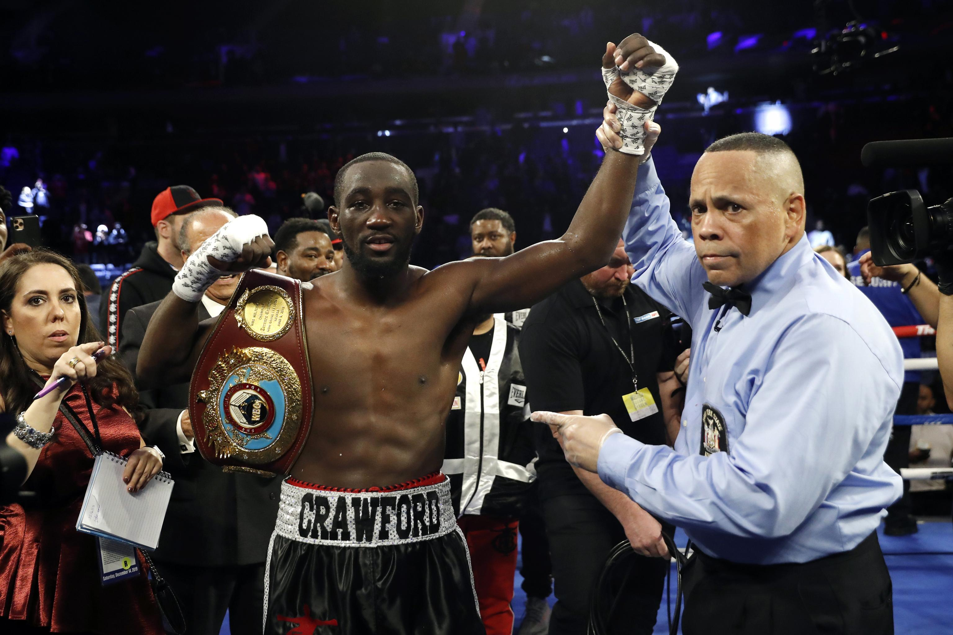 Bob Arum Says Manny Pacquiao Fight Still an Option for Terence Crawford |  Bleacher Report | Latest News, Videos and Highlights