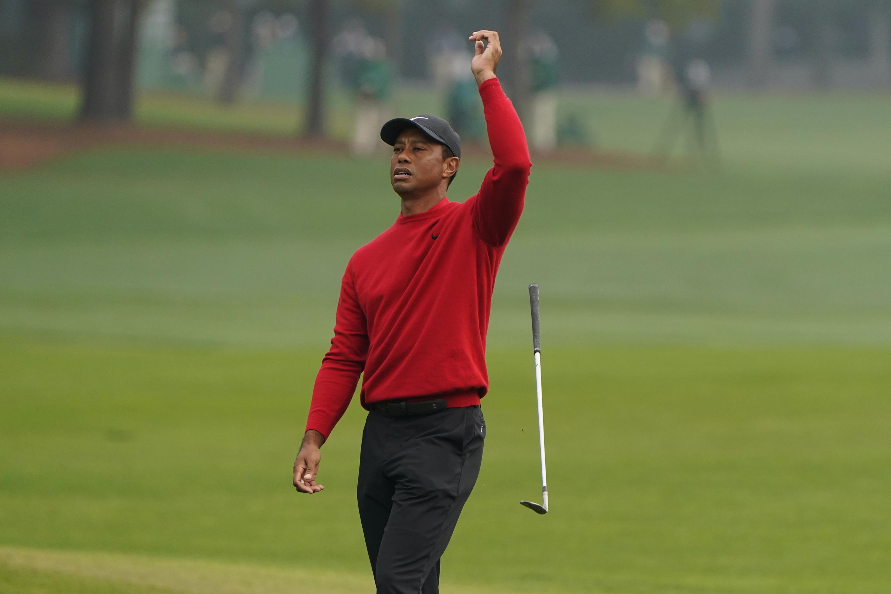 Video: Tiger Woods Shoots 10 on Par-3 12th at Masters; Worst Hole in His  Career | Bleacher Report | Latest News, Videos and Highlights