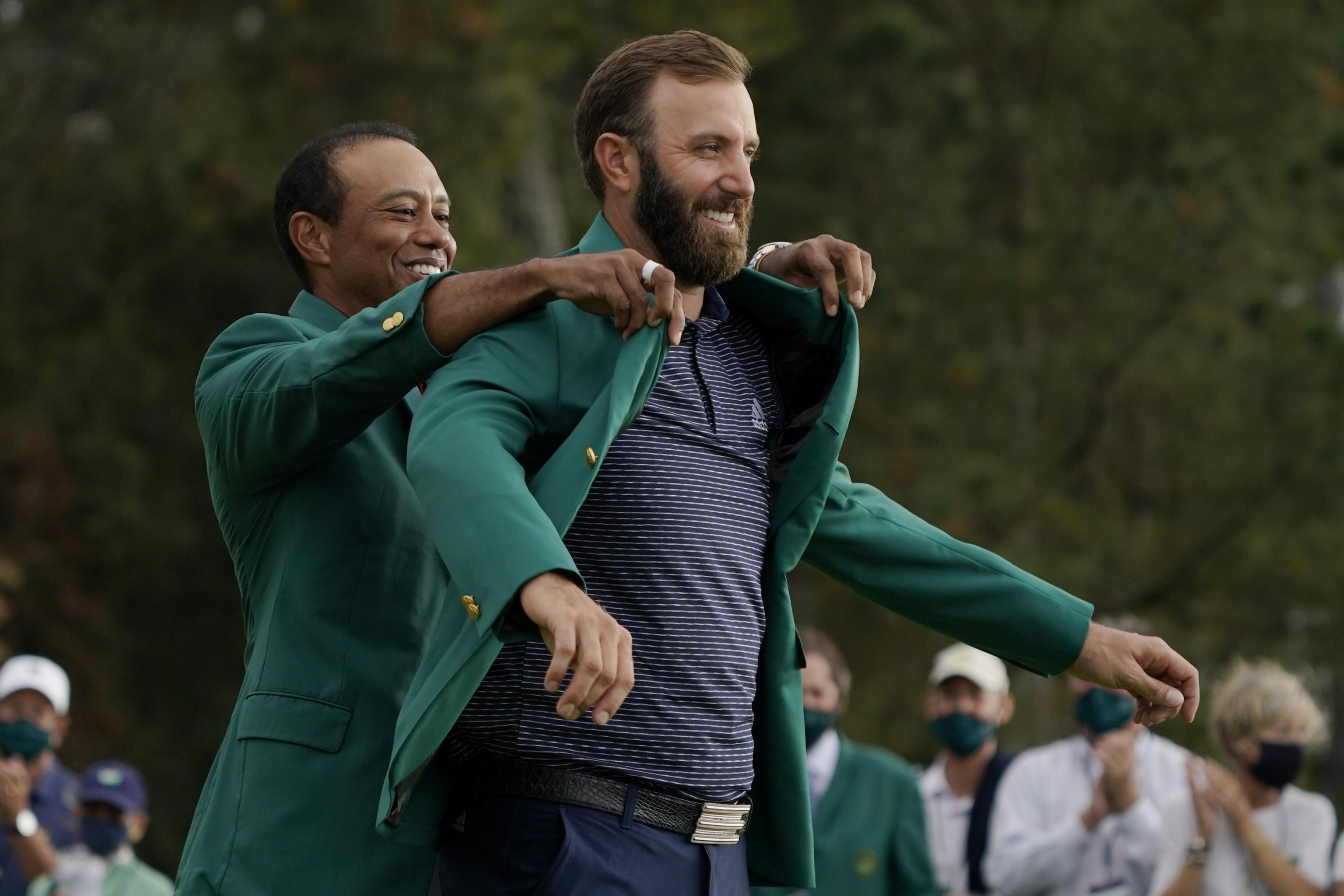Dustin Johnson Wins 2020 Masters, Sets Tournament Scoring Record with 20  Under | Bleacher Report | Latest News, Videos and Highlights
