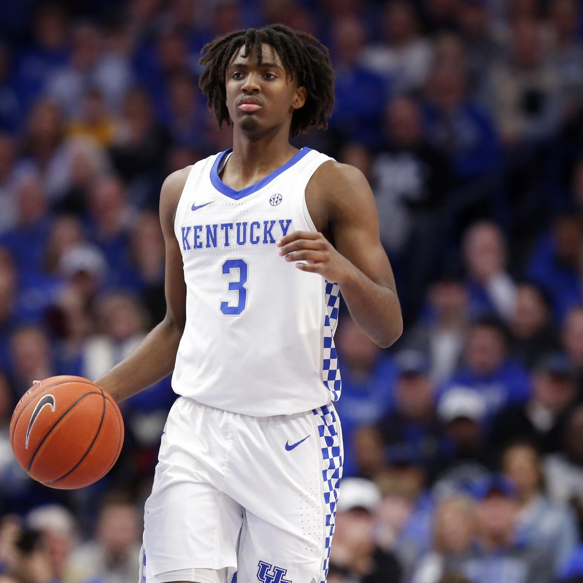 Lebron James Congratulates Tyrese Maxey On 76ers Pick Philly Got A Good One Bleacher Report Latest News Videos And Highlights