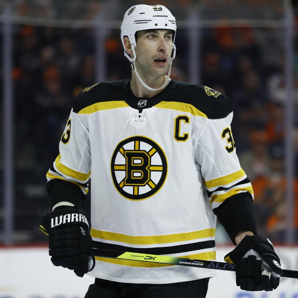 NHL Rumors: Latest Buzz on Zdeno Chara Contract, Elias Pettersson Extension