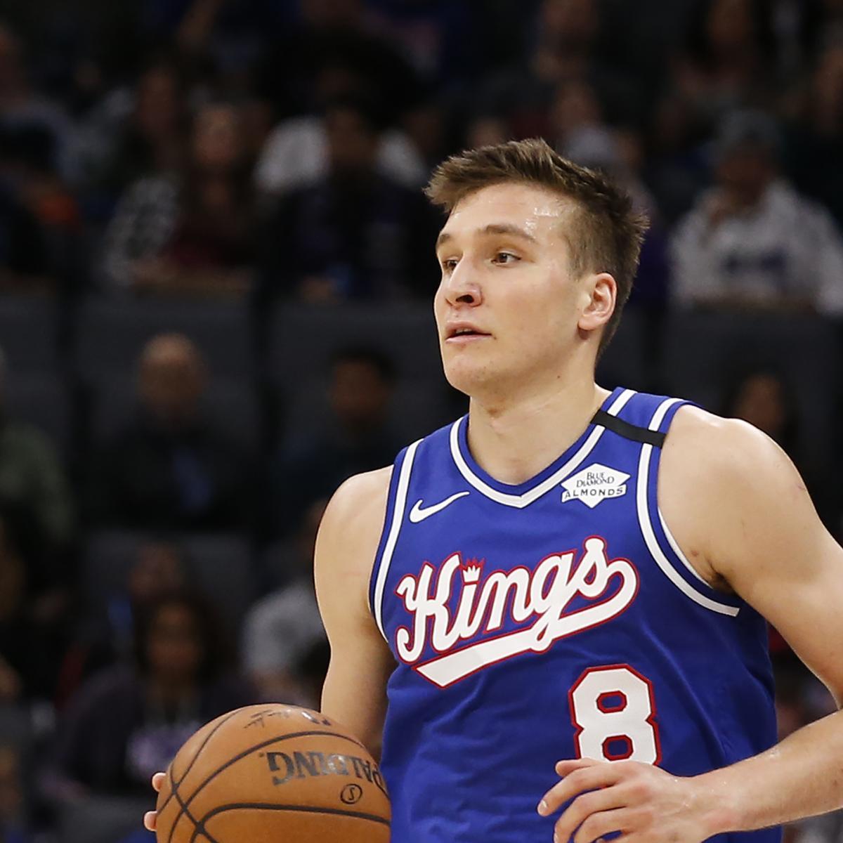 Lakers Rumors: Bogdan Bogdanovic Interests LA in 2020 NBA Free Agency