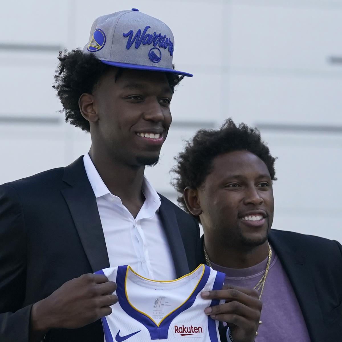 James Wiseman, Warriors Agree to Rookie Contract