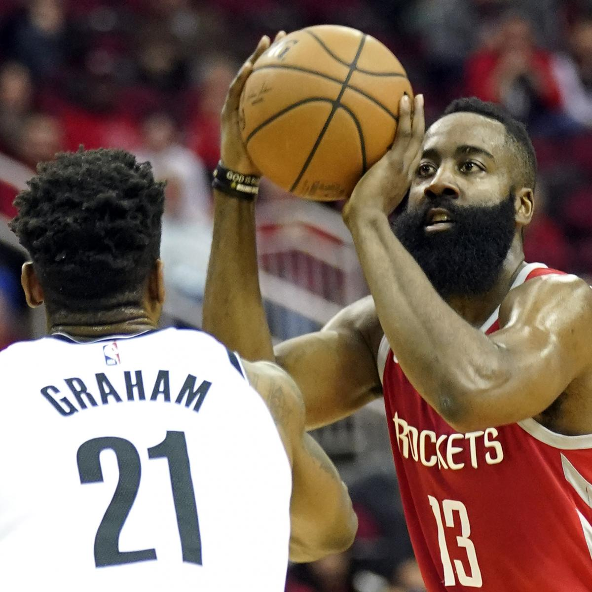 NBA Trade Rumors: Latest Buzz on James Harden, Gordon Hayward and Aaron Gordon