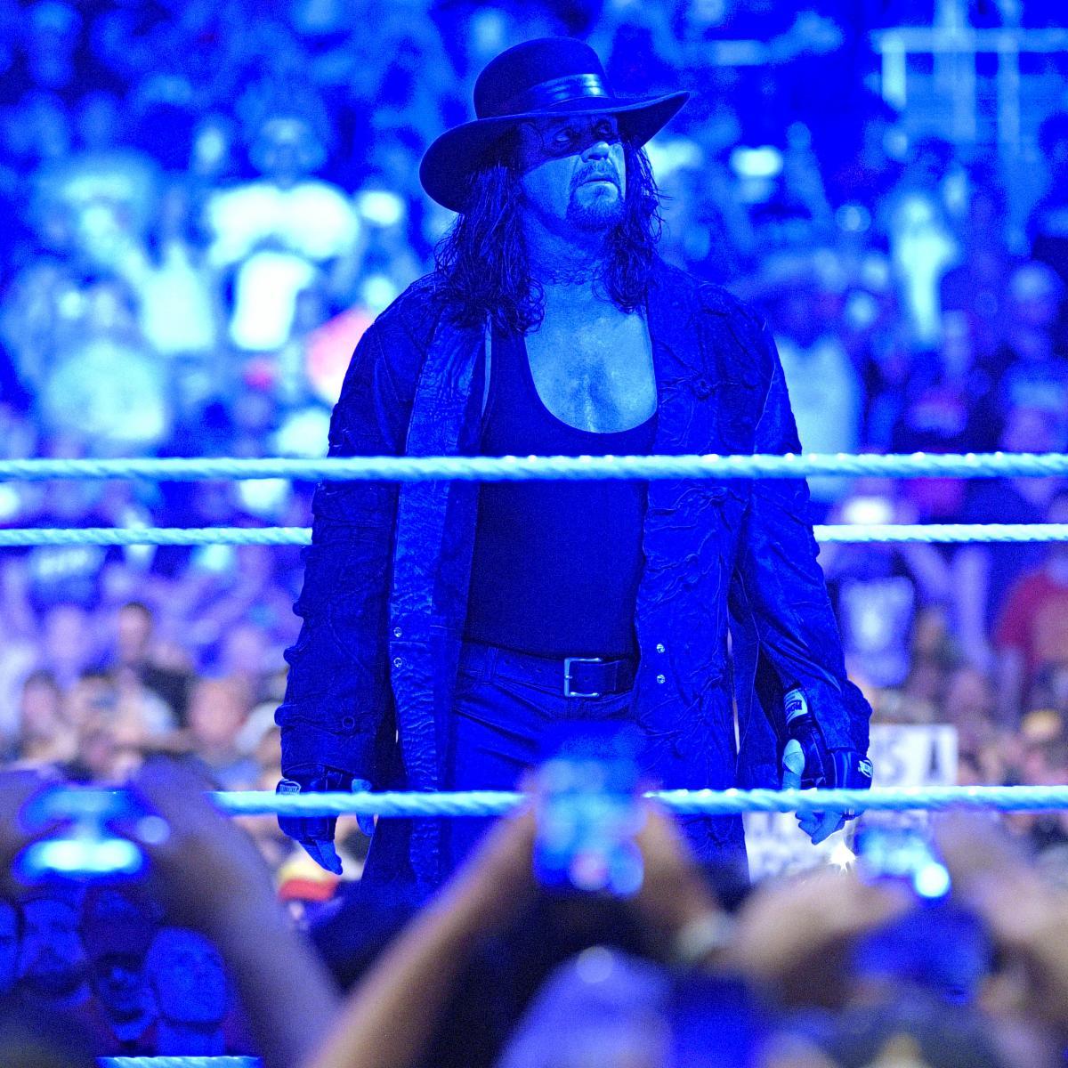 Video: The Undertaker Delivers Farewell Speech at WWE Survivor Series 2020 – Bleacher Report