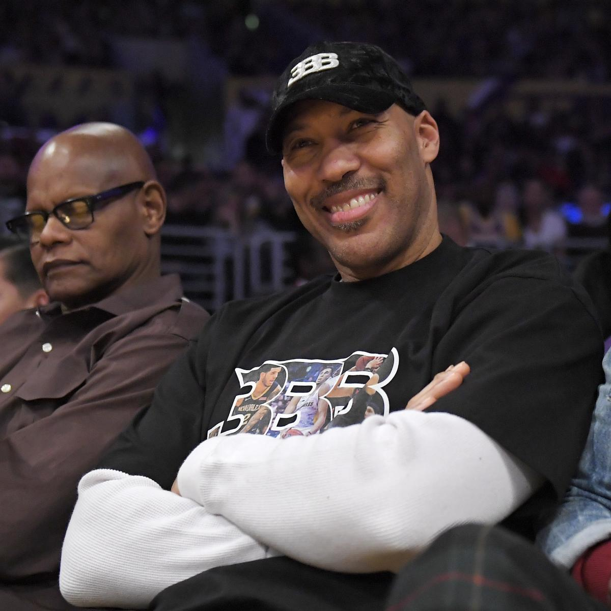 LaVar Ball: Me and Michael Jordan Aren't Playing for Less Than $200M, PPV Only