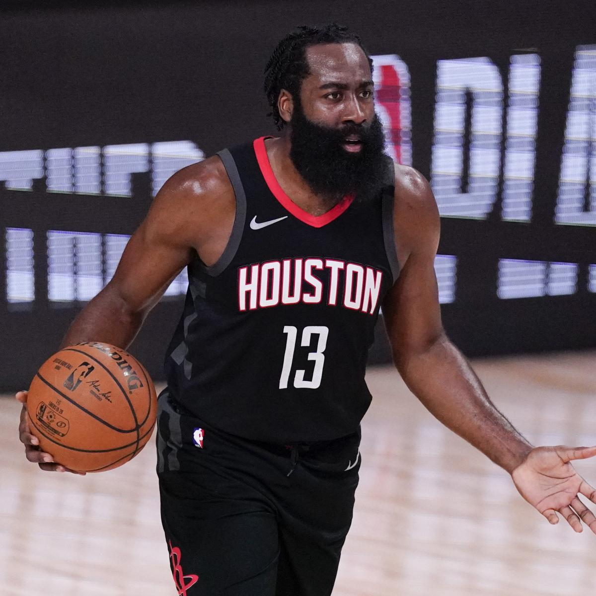 James Harden Trade Rumors: Rockets Star 'As Vocal as Possible' About Nets Deal