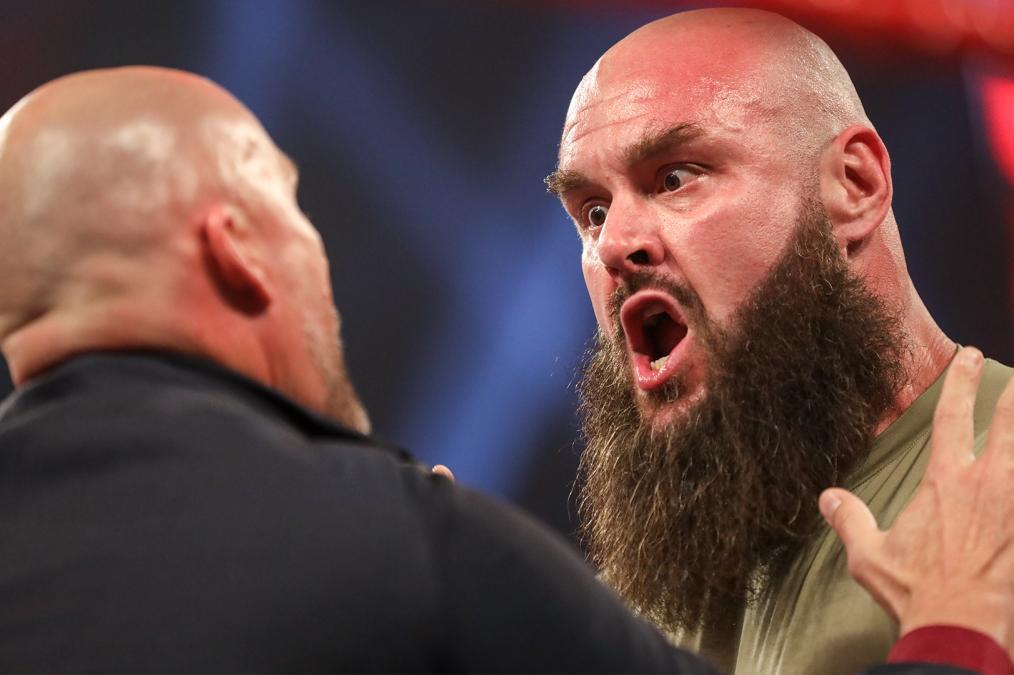 Braun Strowman Suspended Indefinitely for Attacking Adam Pearce on WWE Raw