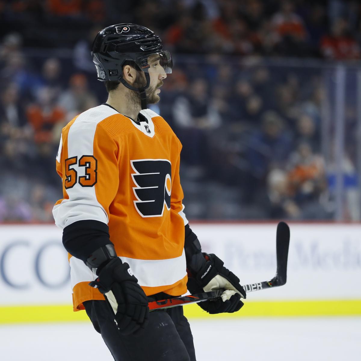 NHL Trade Rumors: Latest Buzz on Shayne Gostisbehere, Flyers, Sharks
