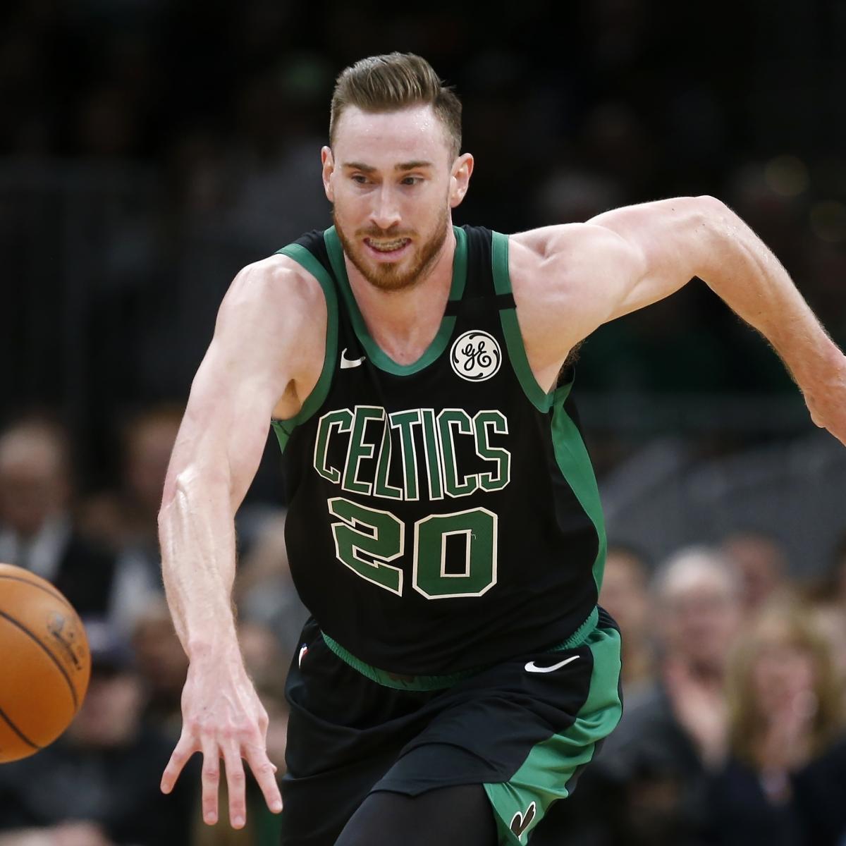 NBA Rumors: Gordon Hayward Sign-and-Trade Discussed; Nicolas Batum Deal Linked