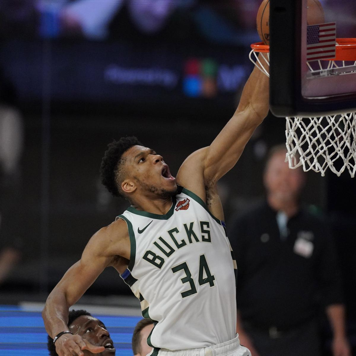 NBA Rumors: 'People Close' to Giannis Say Jrue Holiday a 'Good Signal' for Bucks