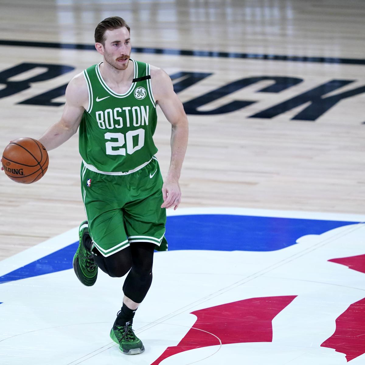NBA Rumors: Latest on Gordon Hayward Sign-and-Trade, Lakers, Clippers and More