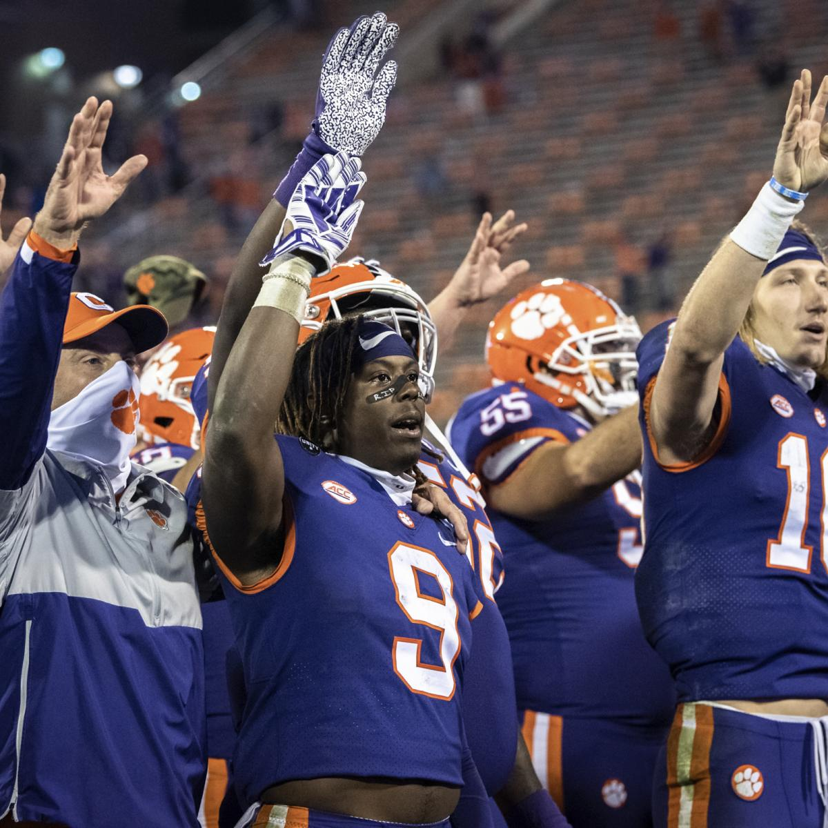 3 Takeaways from Clemson's Week 13 Win