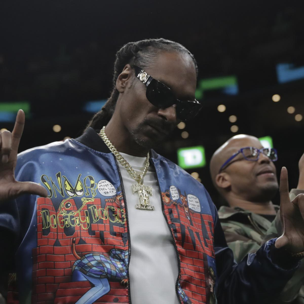 Snoop Dogg's Mike Tyson-Roy Jones Jr. Fight Commentary Sparks Twitter Reaction