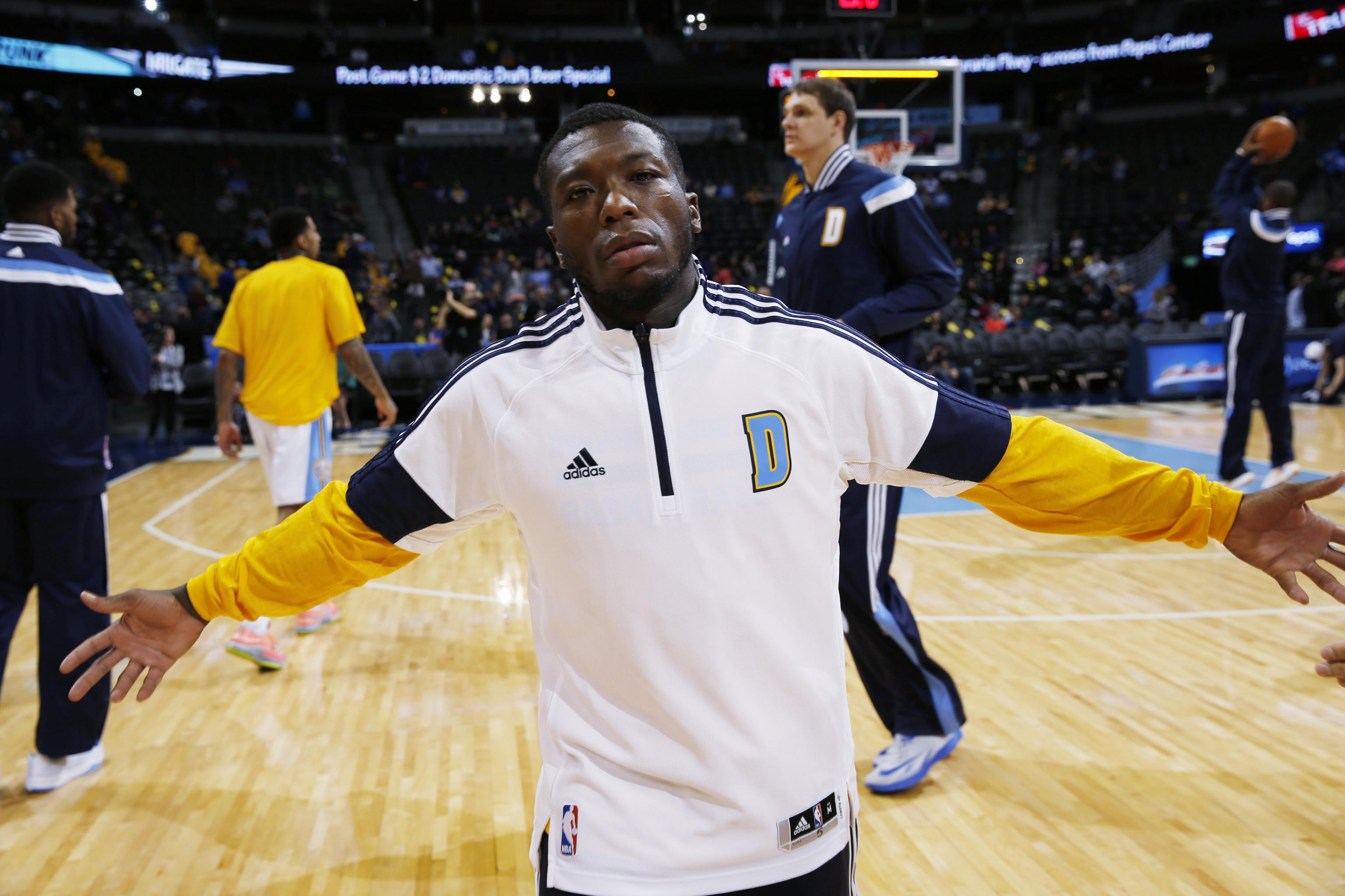 Especificidad patinar solamente  Nate Robinson Announces He's 'OK' After Knockout Loss to Jake Paul |  Bleacher Report | Latest News, Videos and Highlights