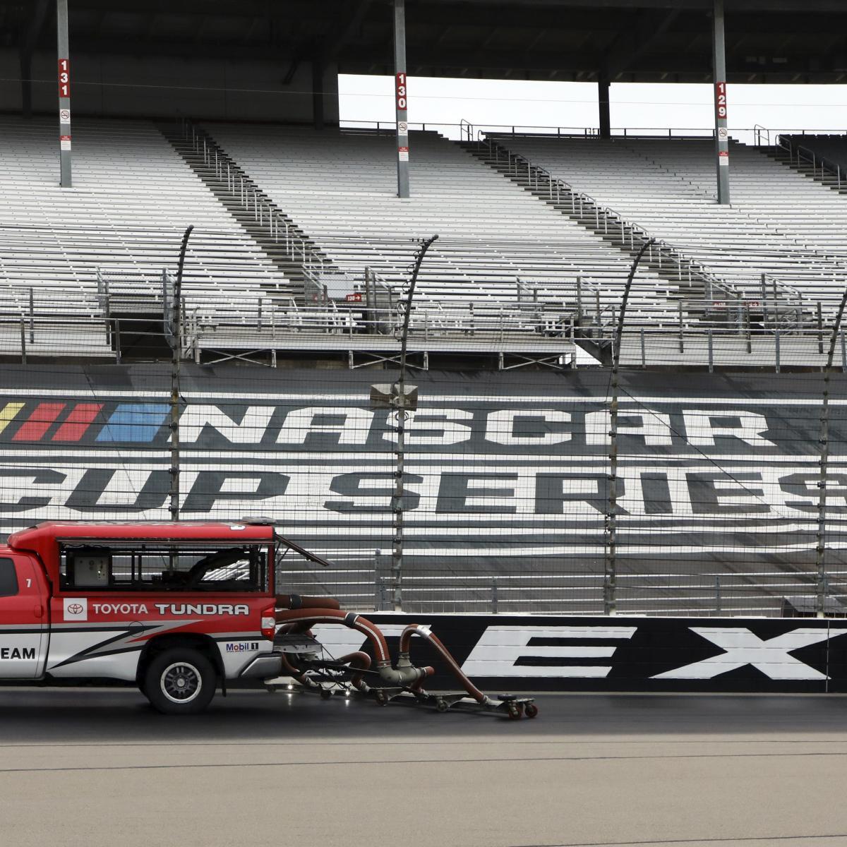 NASCAR Pit Crew Member William Harrell, Wife Blakley Die in Car Crash