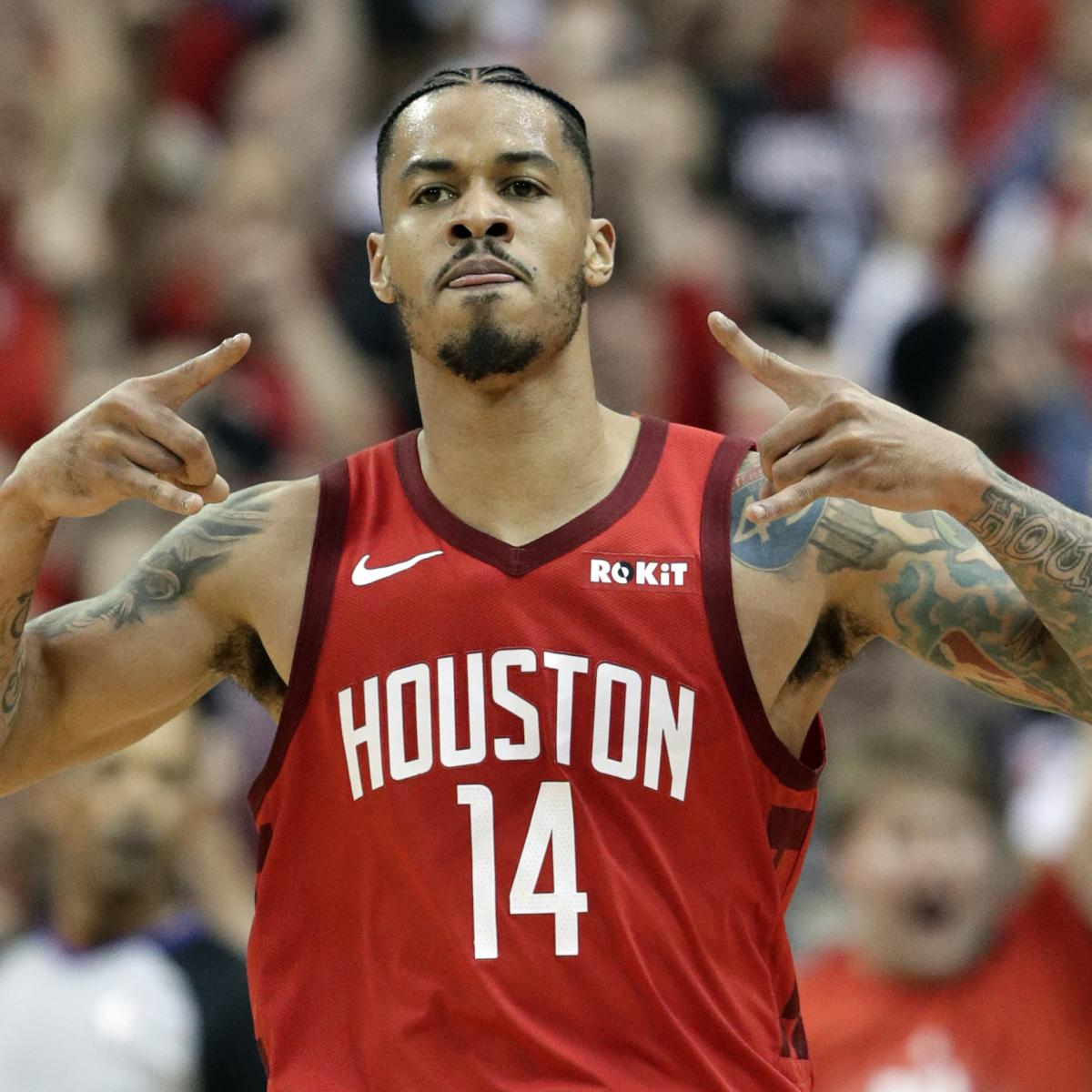Rockets Rumors: Gerald Green Agrees to 1-Year Contract
