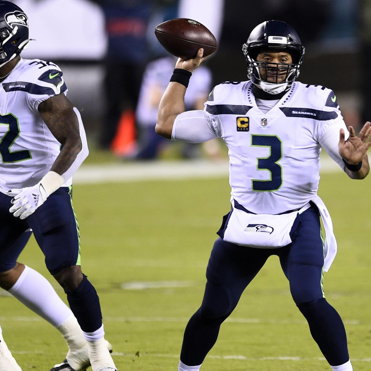 Keep Russ Cookin': Balanced Offense Not Necessary for Russell Wilson's Seahawks - Bleacher Report