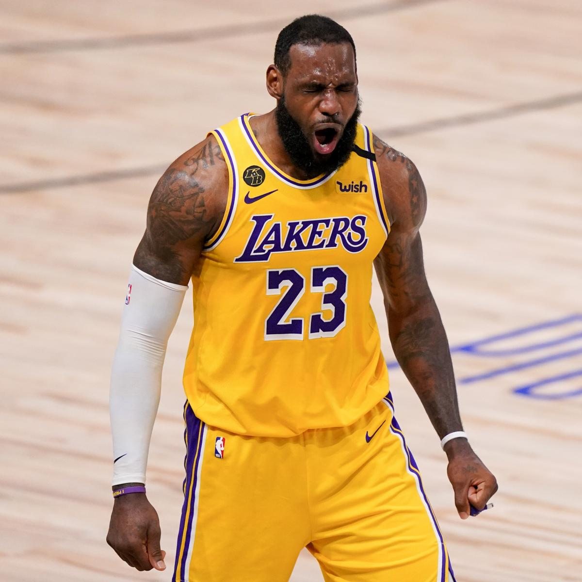 Lakers' Future Salary-Cap Space After LeBron James' $85M Contract Extension