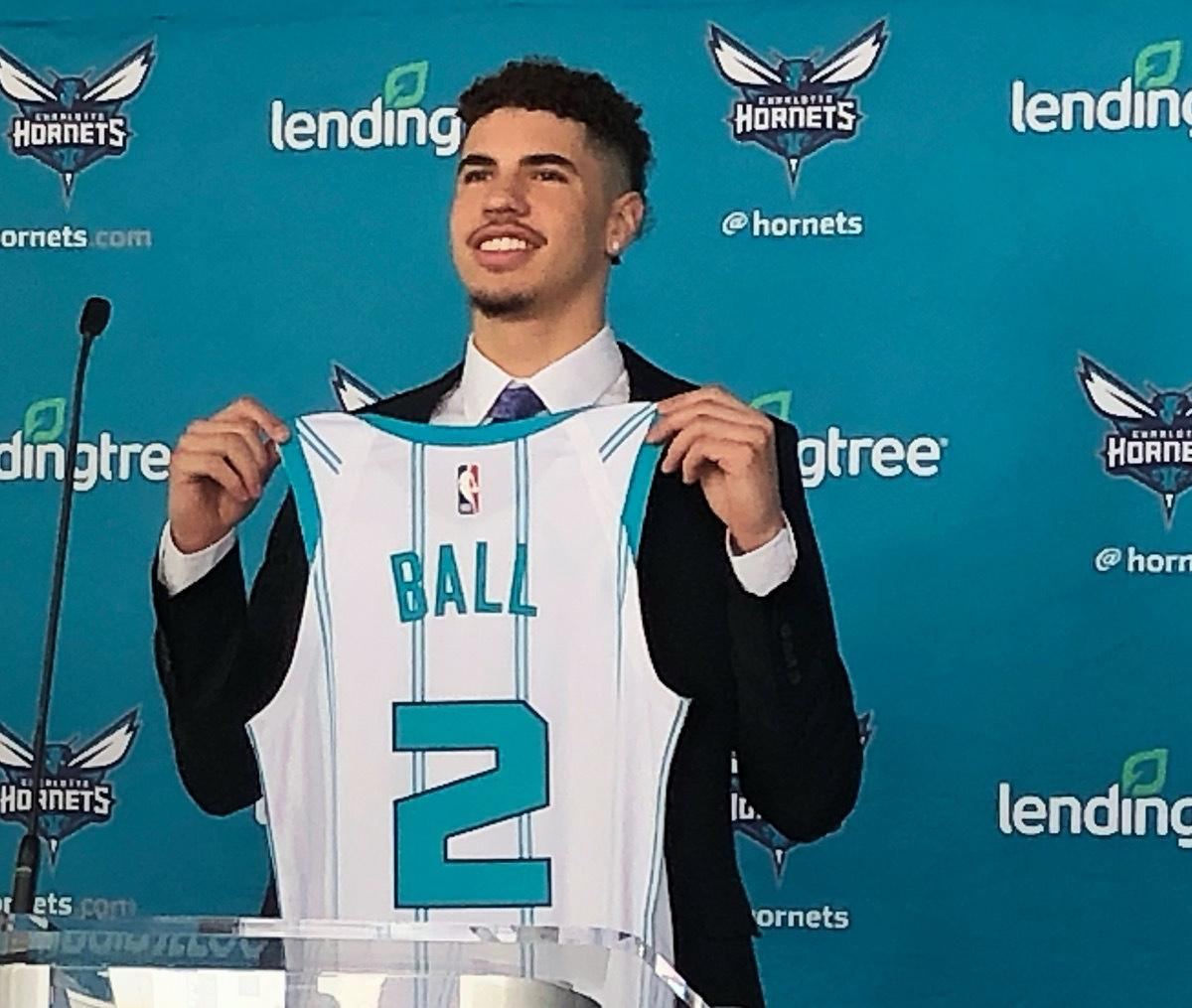 Report: Hornets' LaMelo Ball Expected to Miss Rest of Season with Wrist Injury – Bleacher Report