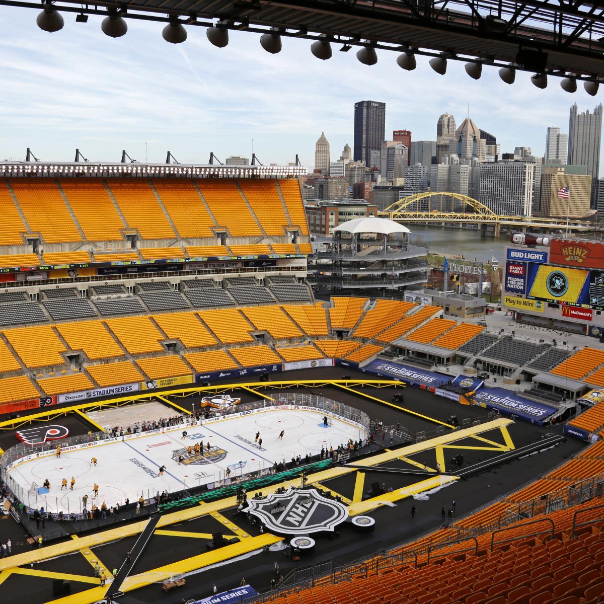 Report: Bruins, Kings, Penguins, Ducks, More Considering Multiple Outdoor Games