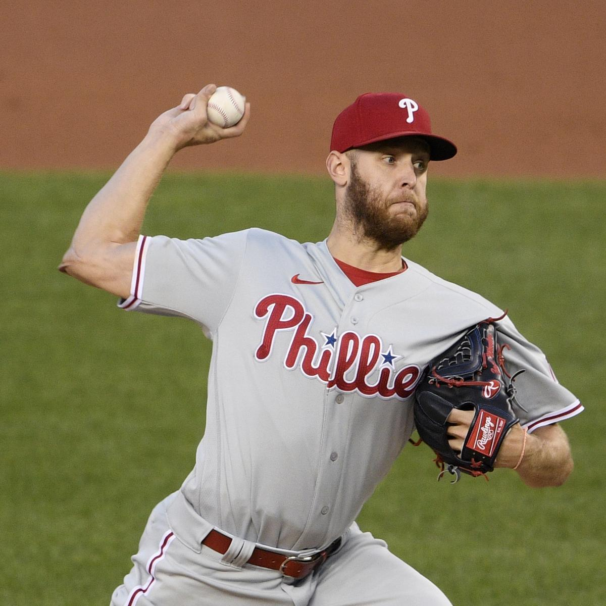 Zack Wheeler Trade Rumors: Phillies Accepting Offers Amid 'Financial Crunch'