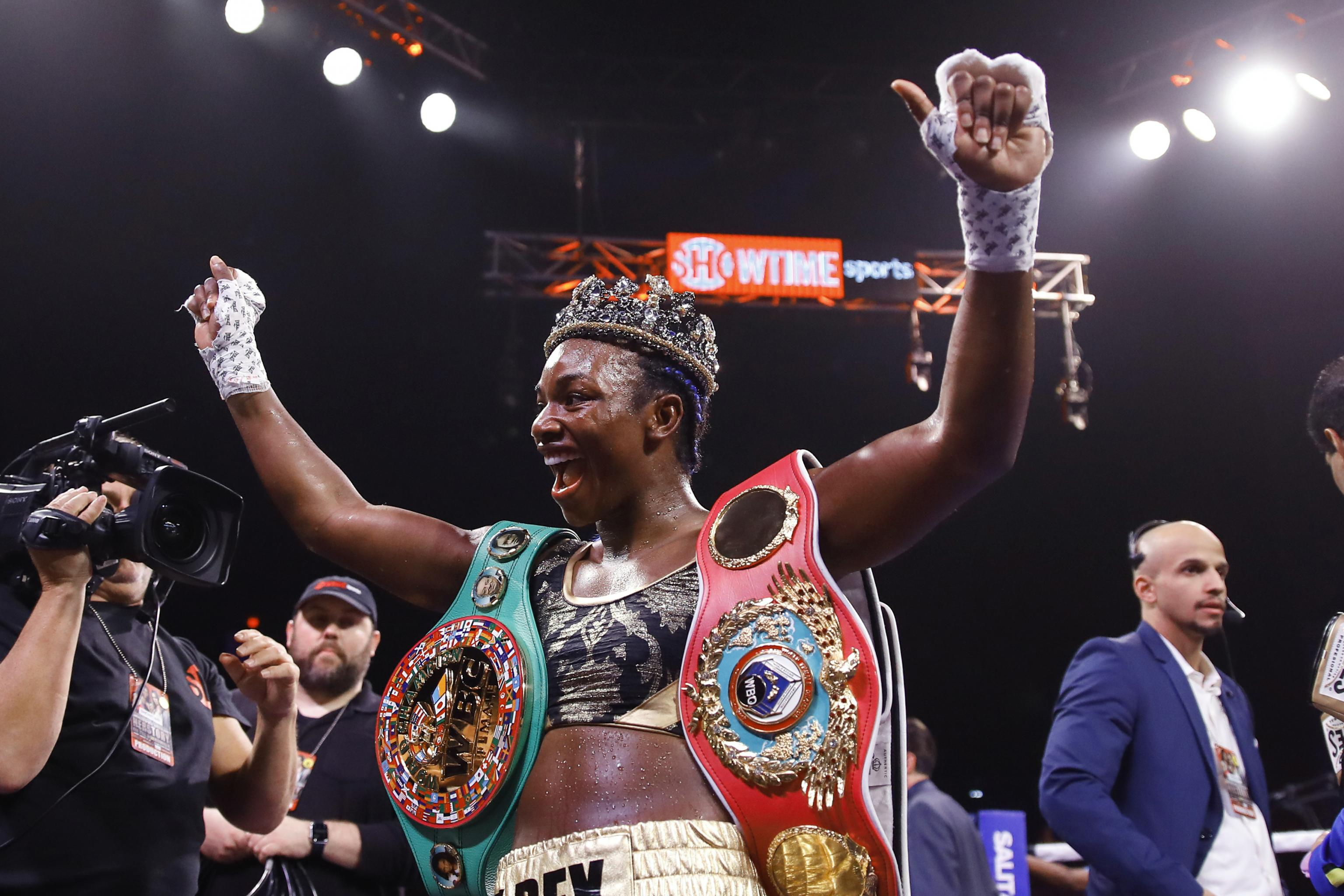 How PFL's Claressa Shields Plans to Conquer MMA and Boxing at the Same Time | Bleacher Report | Latest News, Videos and Highlights