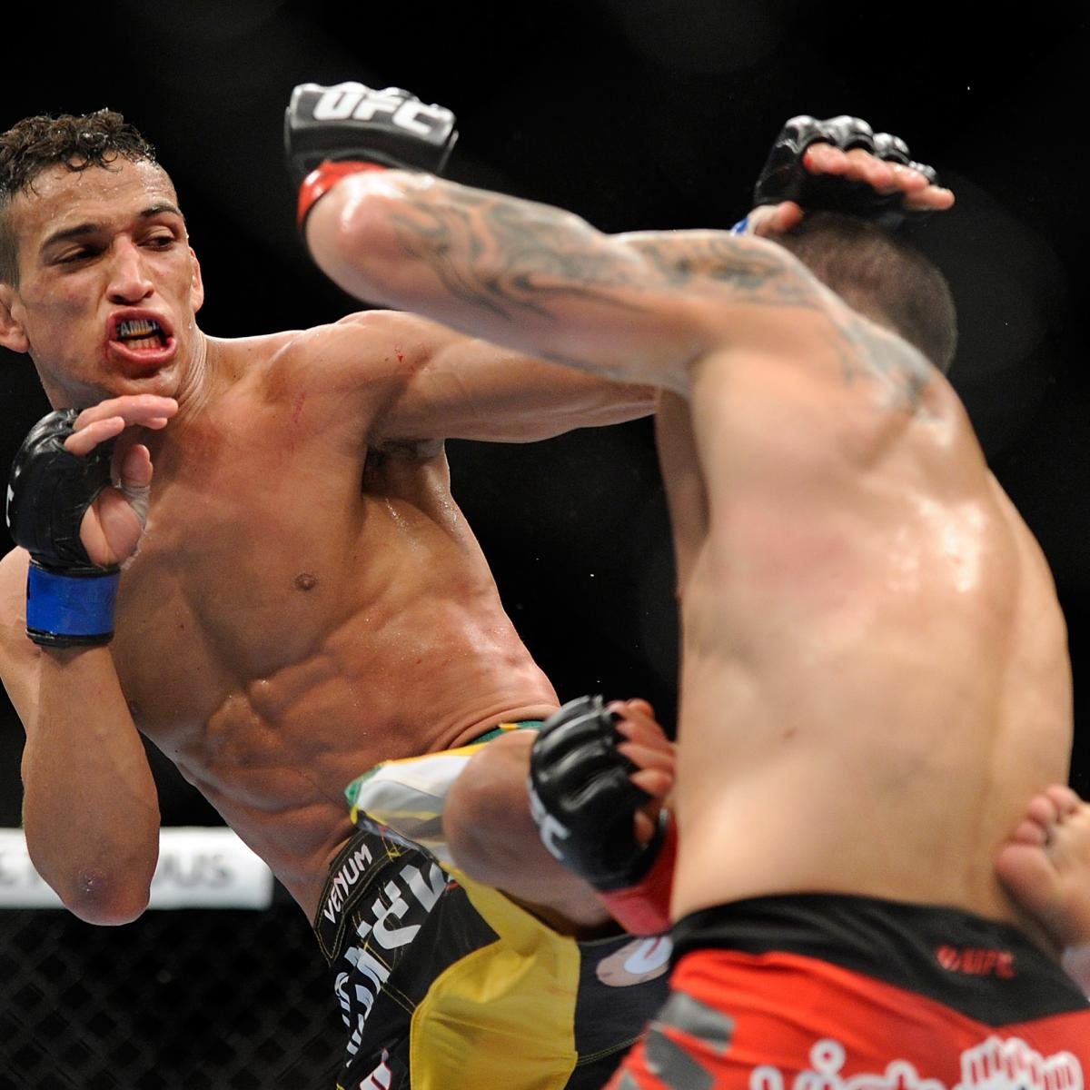 Ufc 256 Results Deiveson Figueiredo Draw Charles Oliveira Win Highlight Card Bleacher Report Latest News Videos And Highlights
