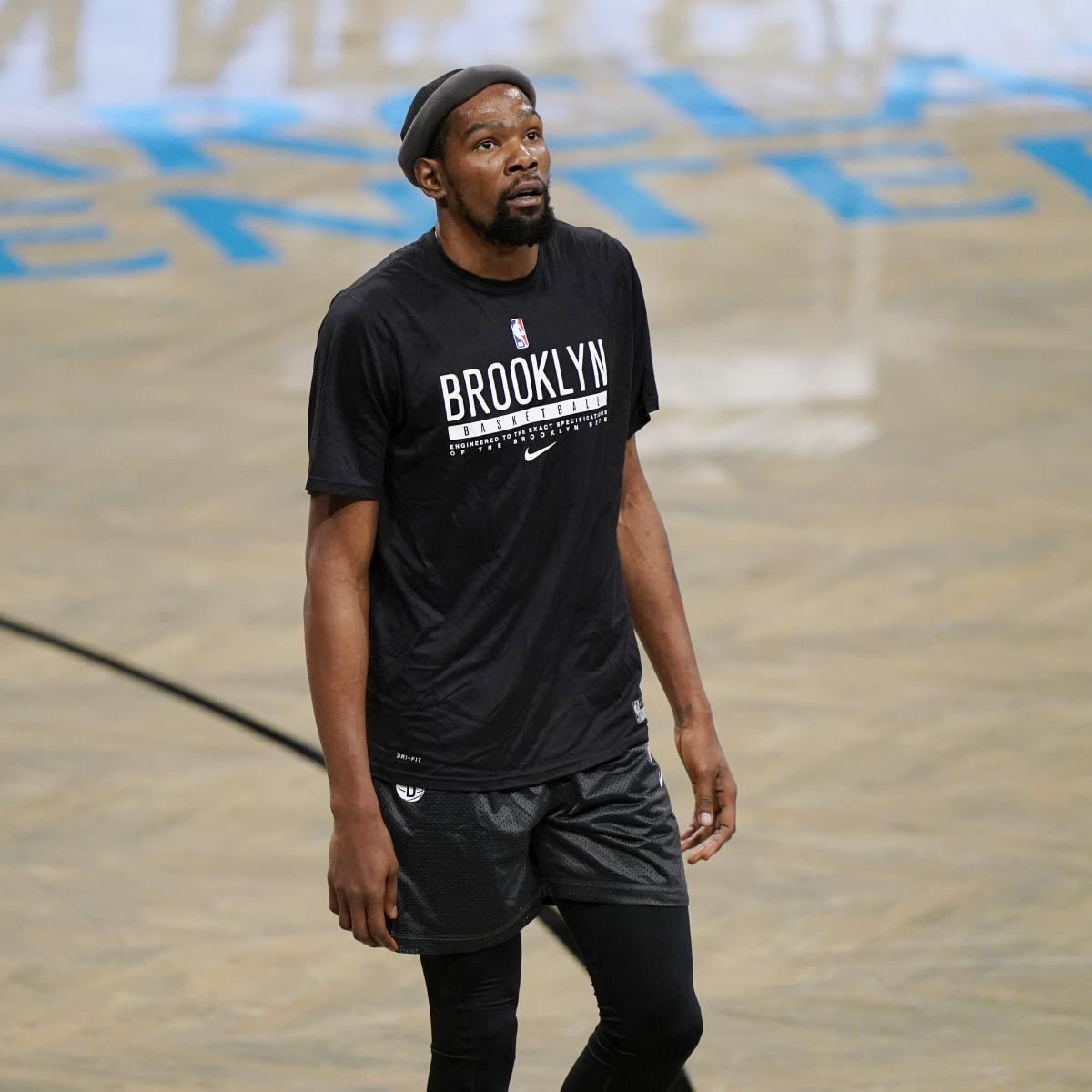 Kevin Durant Talks Returning from Achilles Injury to Make Nets Debut vs. Wizards