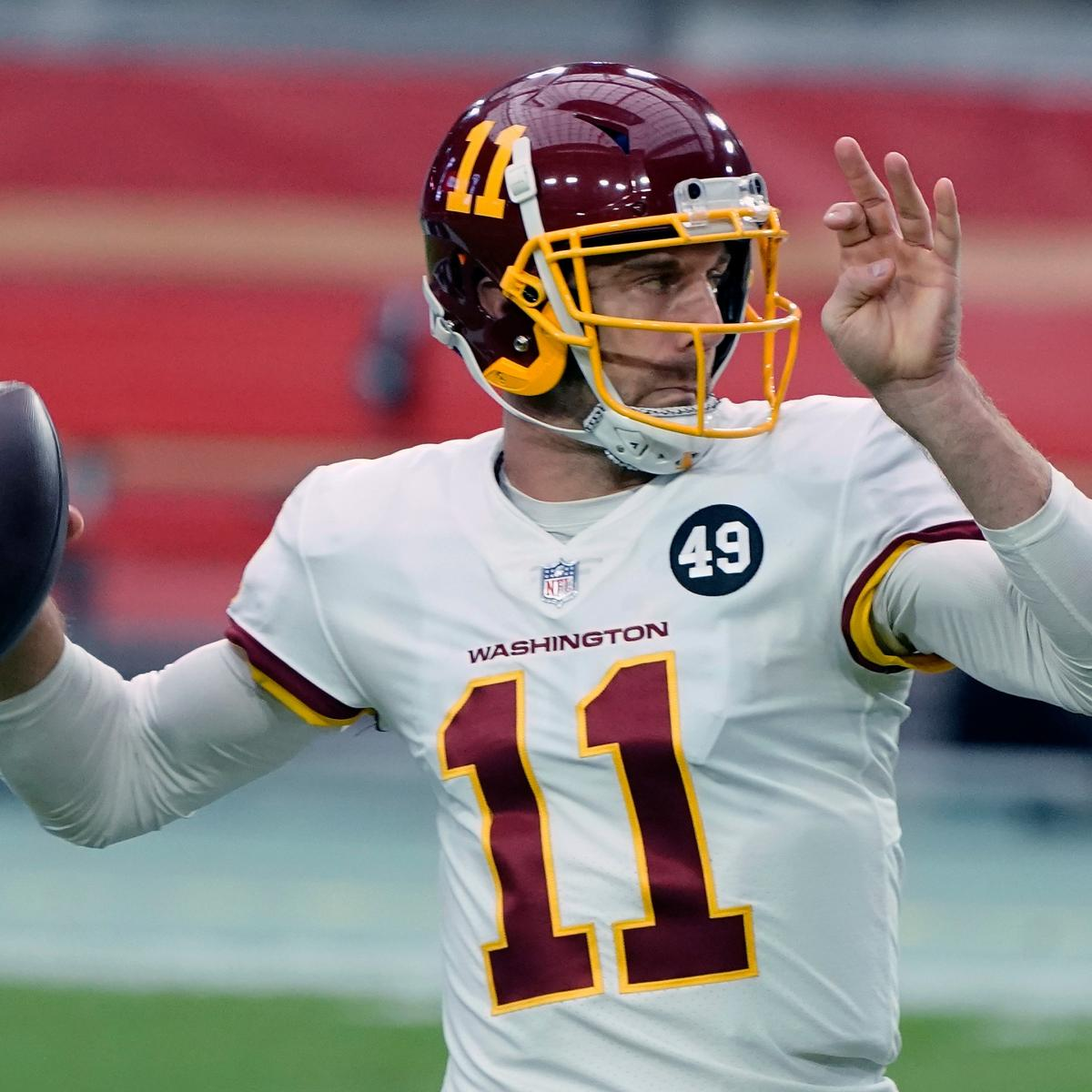 Alex Smith, cleared by his own docs for full activity