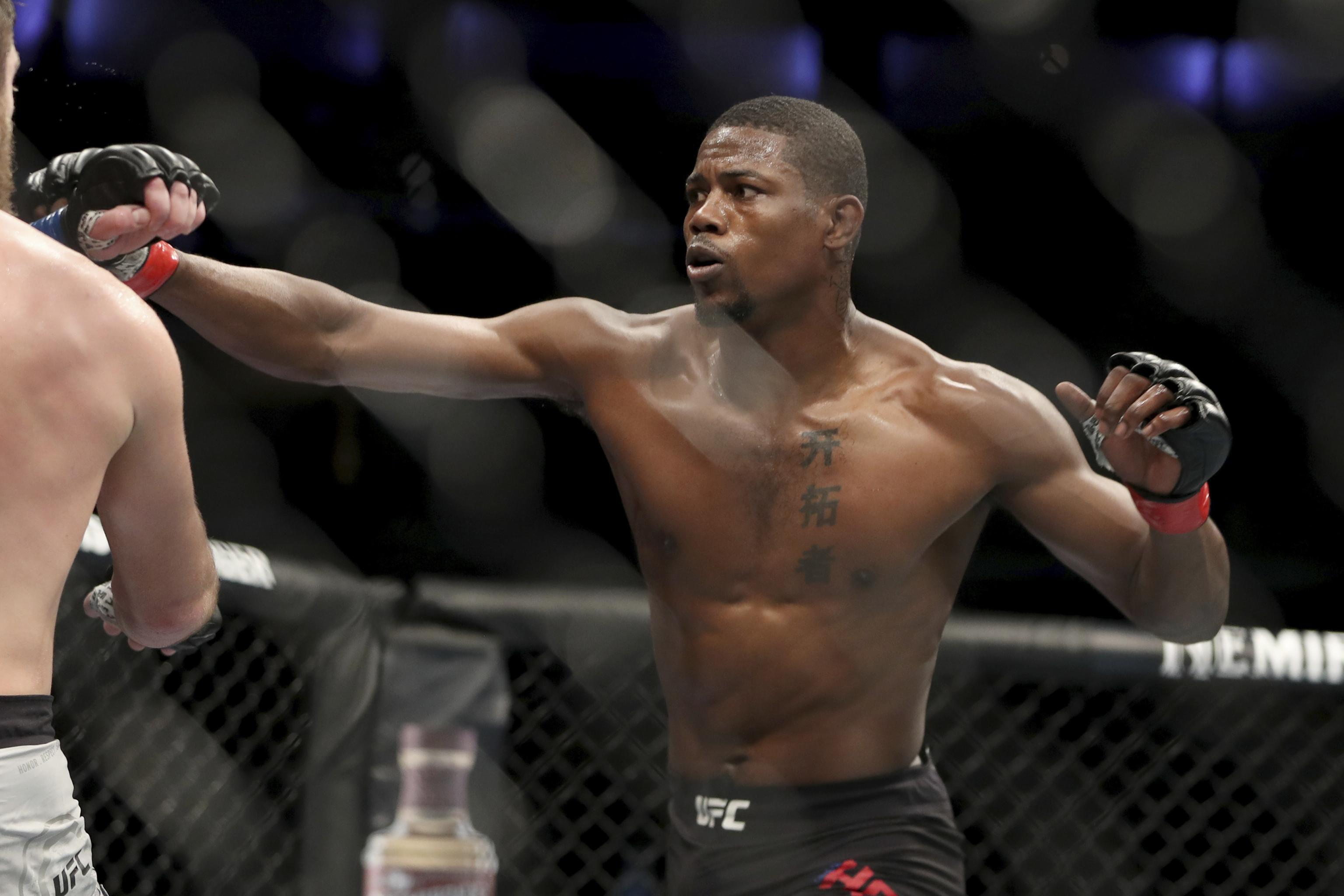 Ufc S Kevin Holland Wants To Fight Champion Israel Adesanya More In 2021 Bleacher Report Latest News Videos And Highlights