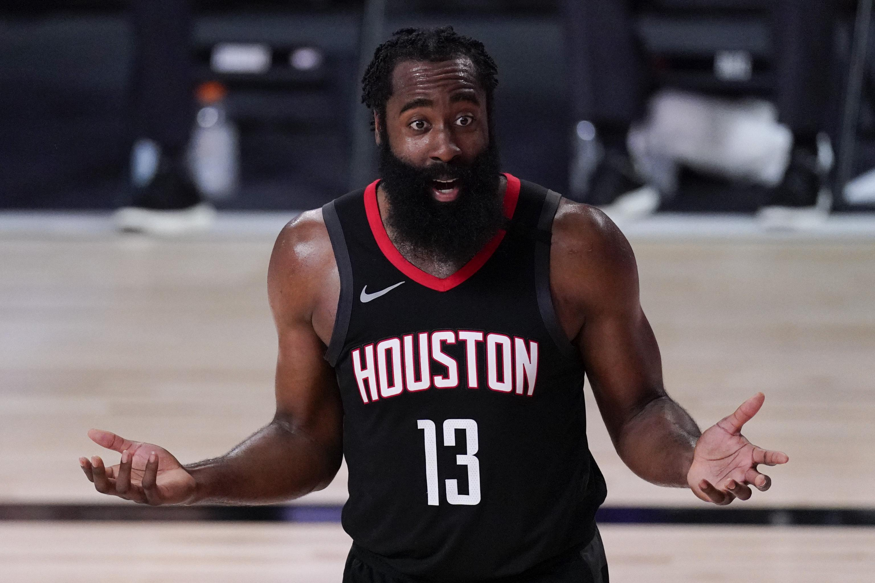 James Harden Reportedly Would Ask Rockets for Off Days, Fly to Vegas to  Party | Bleacher Report | Latest News, Videos and Highlights