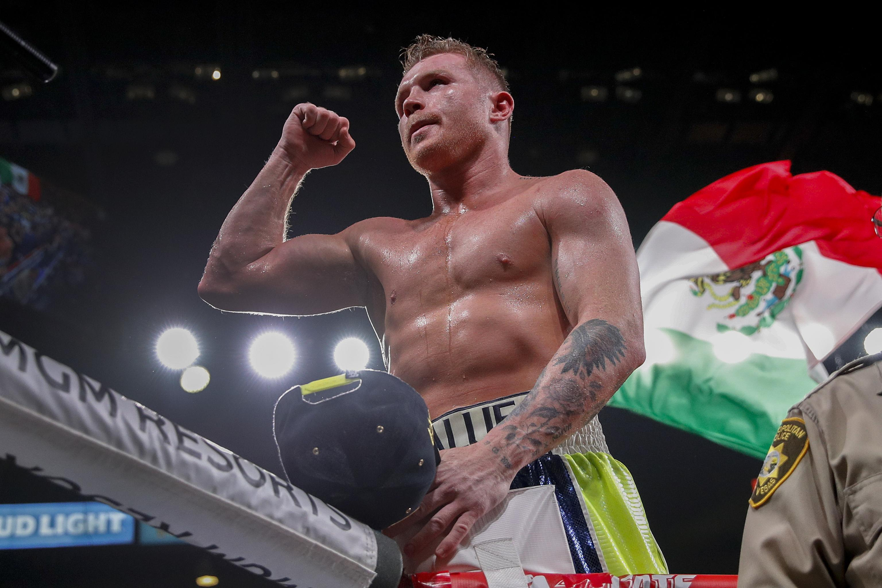 Canelo Alvarez vs. Callum Smith: Fight Odds, Live Stream and Prediction |  Bleacher Report | Latest News, Videos and Highlights