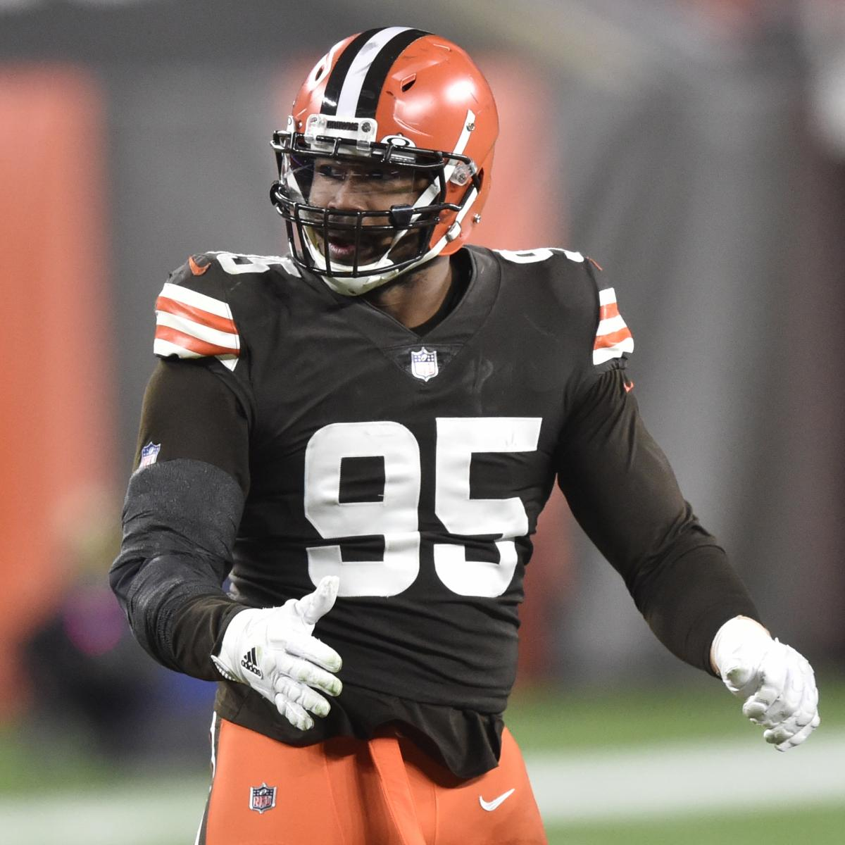Browns' Myles Garrett Not Sure When He'll Be Fully Recovered from COVID-19