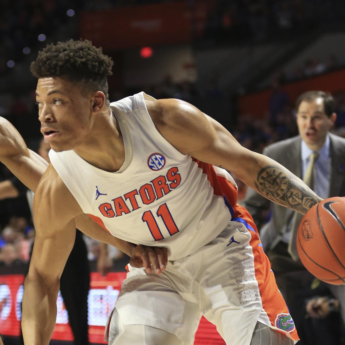 Florida's Keyontae Johnson Posts Video Message After Being in Coma in Hospital