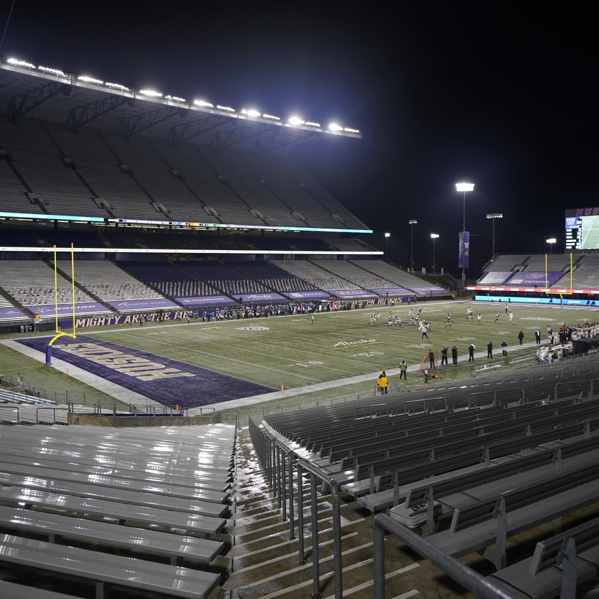 Washington Won't Pursue Bowl Game Due to Ongoing COVID-19 Outbreak