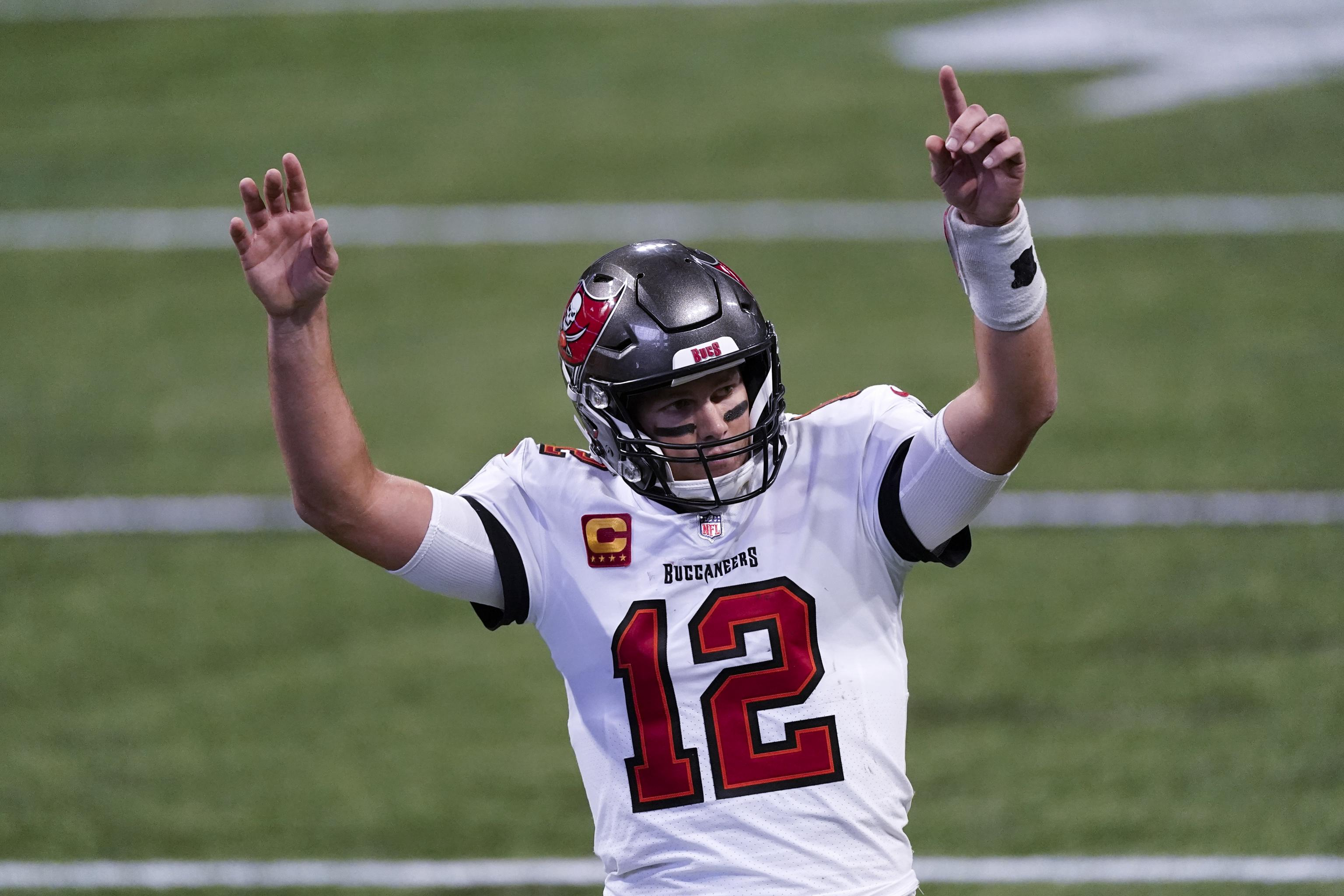 Tom Brady: Bucs Showed 'Great Poise' in Overcoming 17-Point Deficit vs. Falcons | Bleacher Report | Latest News, Videos and Highlights