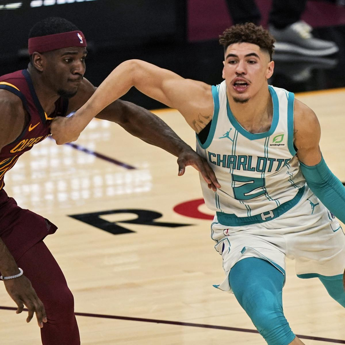 LaMelo Ball's Zoom Call with Media Hacked Twice After Scoreless Hornets Debut thumbnail