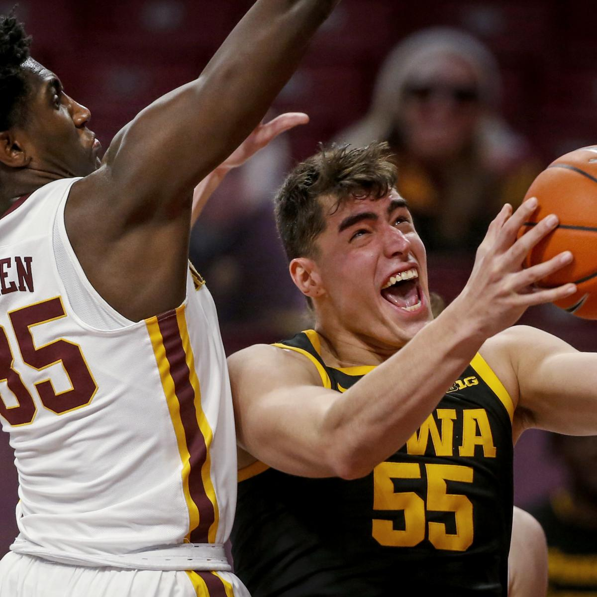 Luka Garza, No. 4 Iowa Upset by Unranked Minnesota in Overtime thumbnail