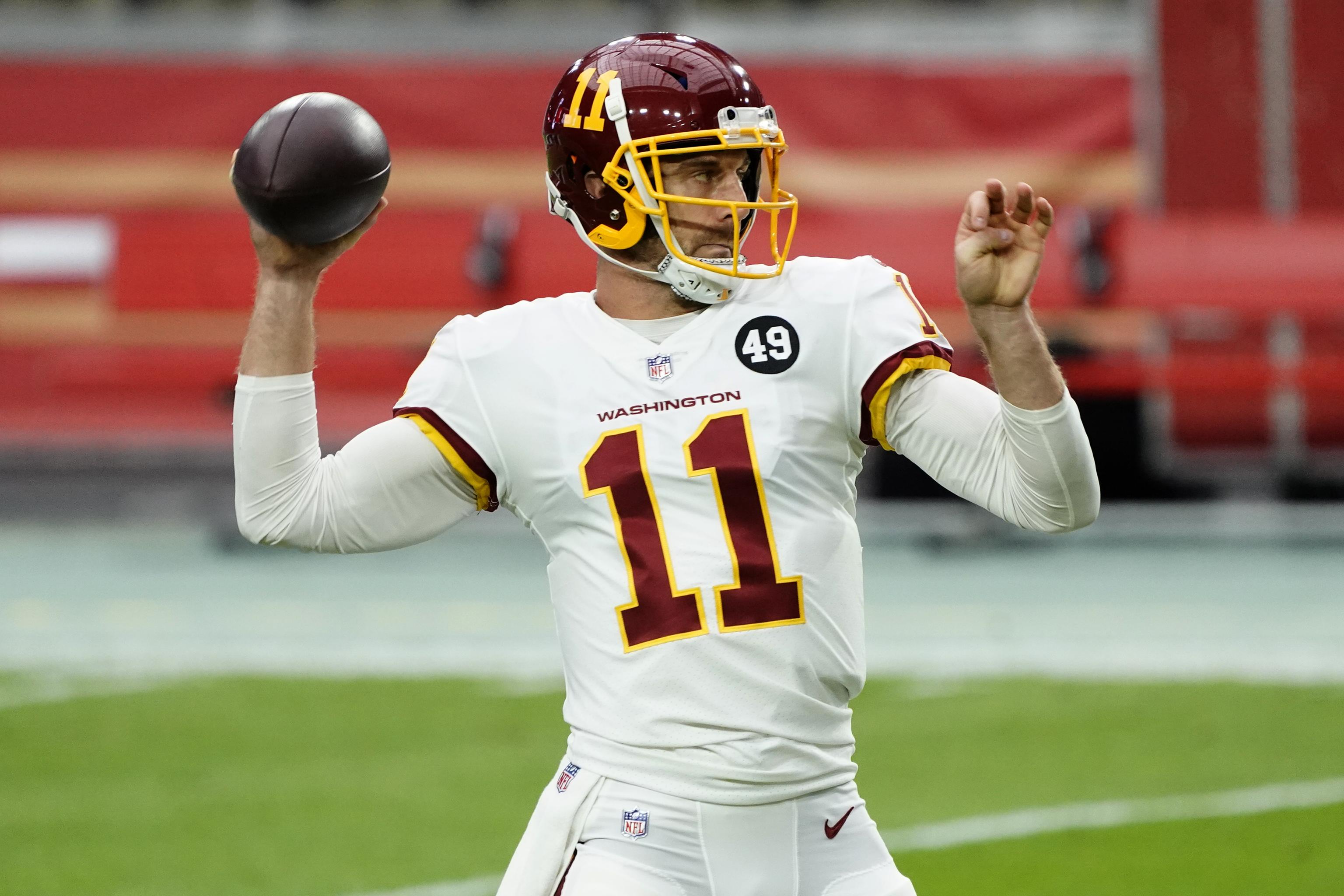 Wft Reportedly Believes Alex Smith Will Play Vs Eagles Despite Calf Injury Bleacher Report Latest News Videos And Highlights