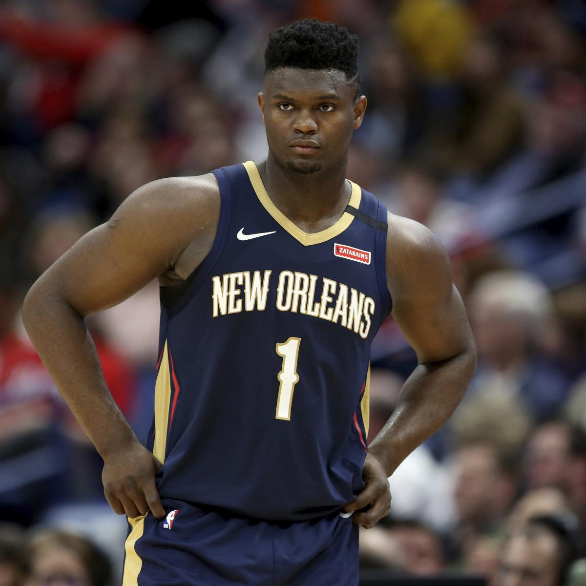 Zion Williamson 1-of-1 Rookie Card Expected to Auction to'At Least' $750K thumbnail